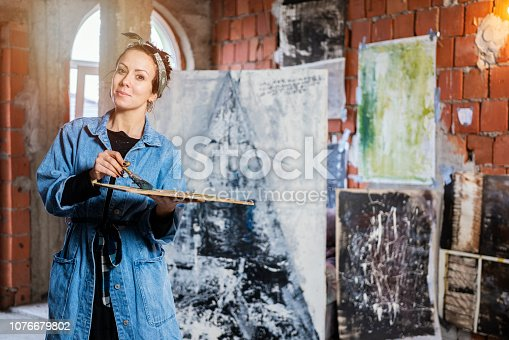 istock Art is my life 1076679802