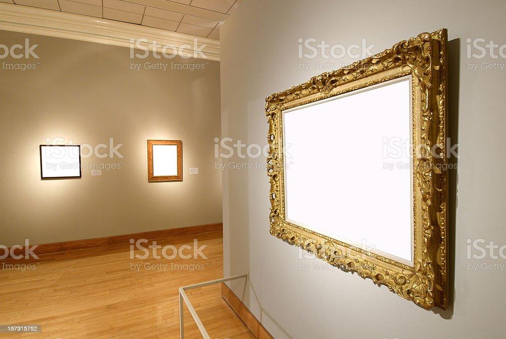 Art Museum royalty-free stock photo