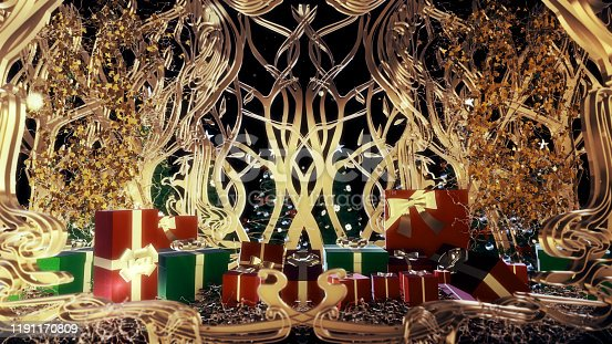 istock Art Nouveau Box 01 1191170809