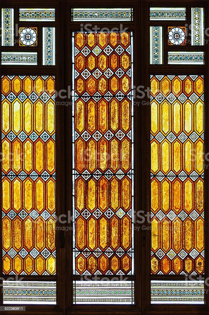 Art Nouveau Style stock photo