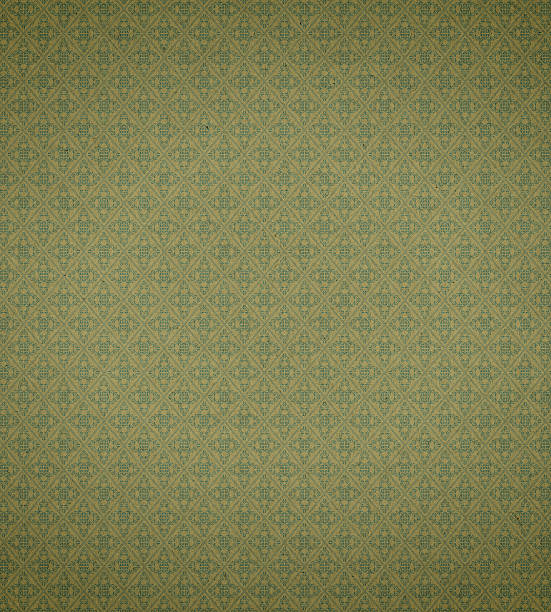Art Nouveau wallpaper pattern This high resolution wallpaper inspired stock photo is ideal for backgrounds, textures, prints, websites and many other classic style art image uses! wallpaper sample stock pictures, royalty-free photos & images