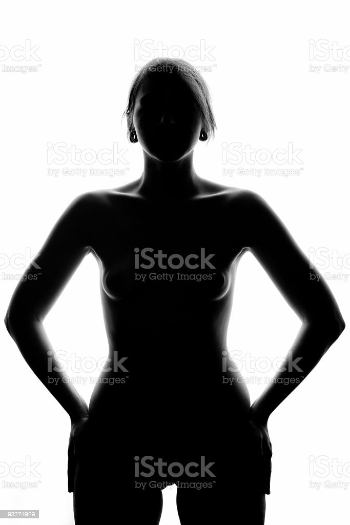 Art Nude royalty-free stock photo