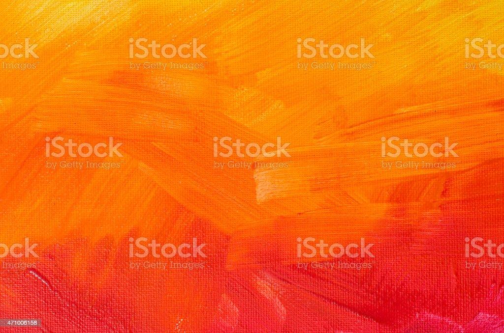 Bemalten Hintergrund Kunst Textur – Foto