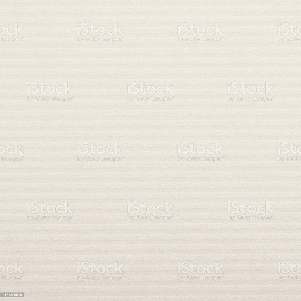 Art Paper Textured Background -  Orderly Stripes, Beige Colour stock photo