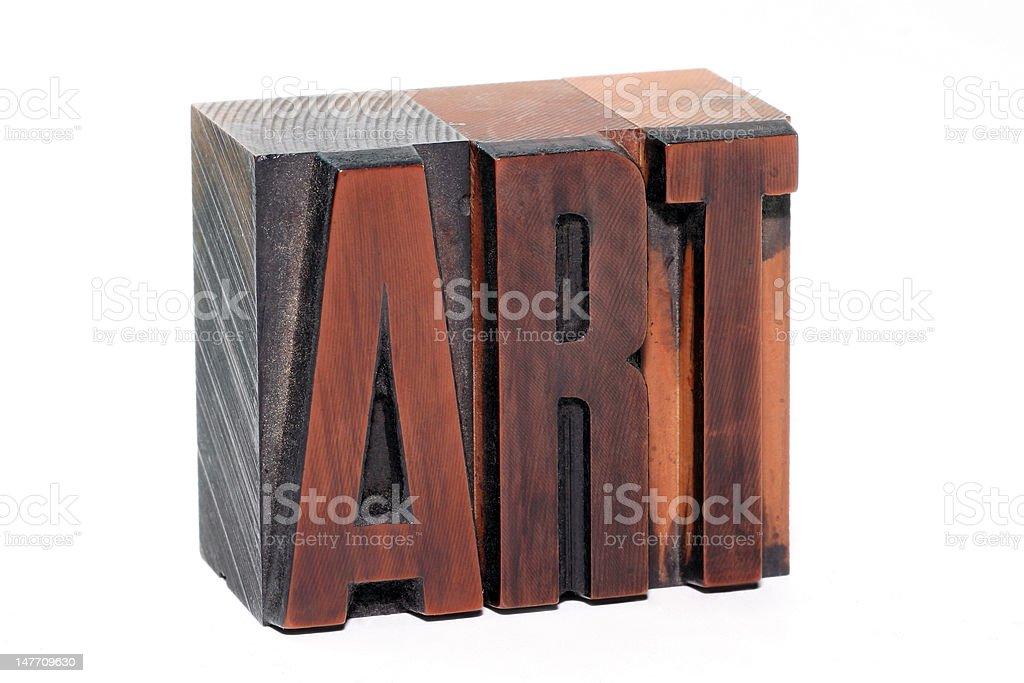 Art royalty-free stock photo