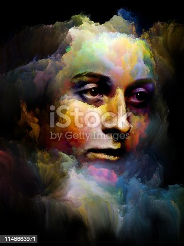 istock Art Portrait. 1148663971