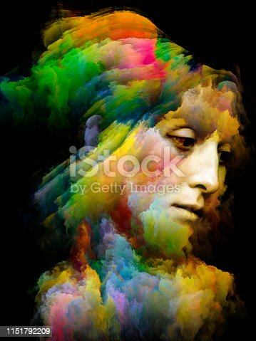 istock Art Portrait. 1151792209