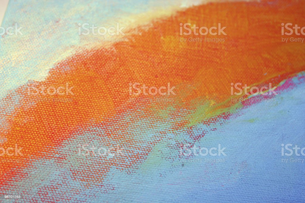 Art Snippet 11 royalty-free stock photo