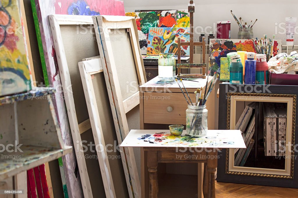 Art Studio  – Foto