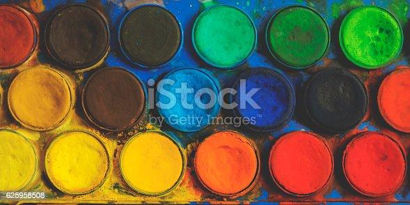 istock Art stuff 625958508