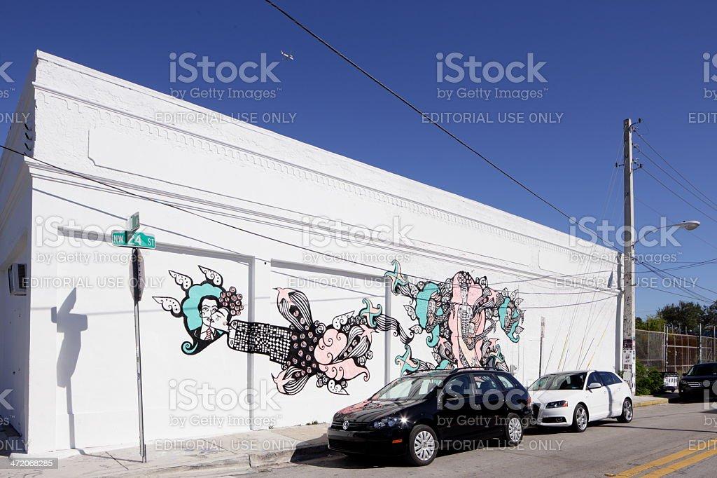 Kunst-Wände – Bild – Foto