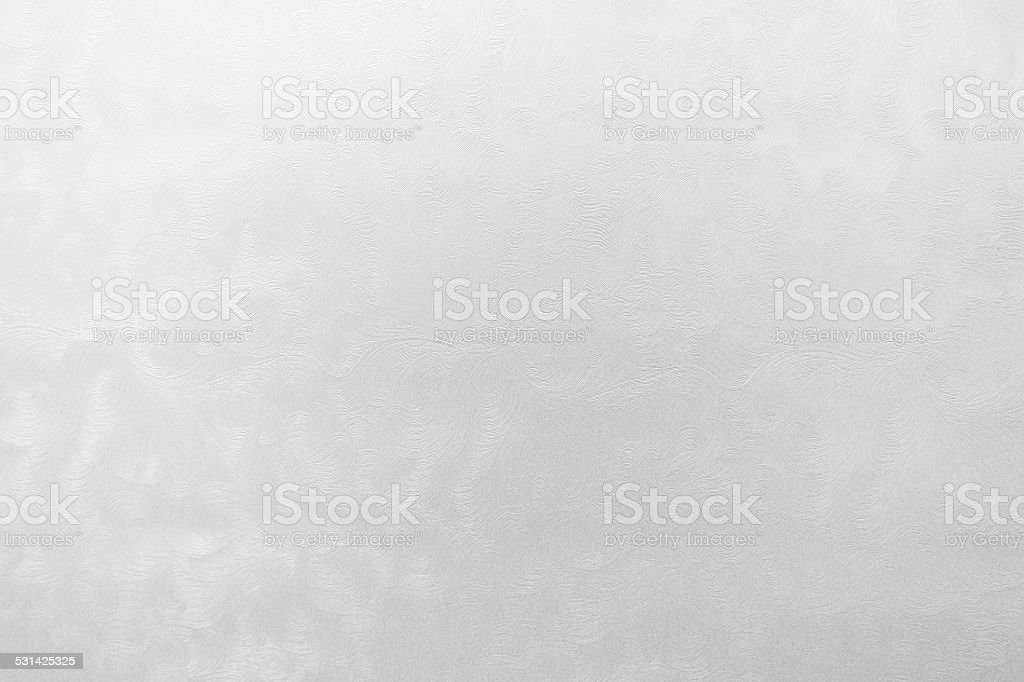 Art whiye Metallized Paper Background stock photo