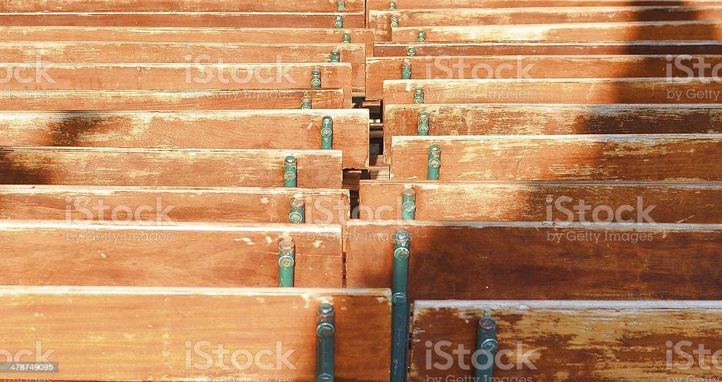 Art wood background stock photo