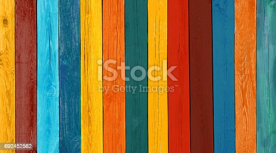 istock Art Wooden Background 692452562