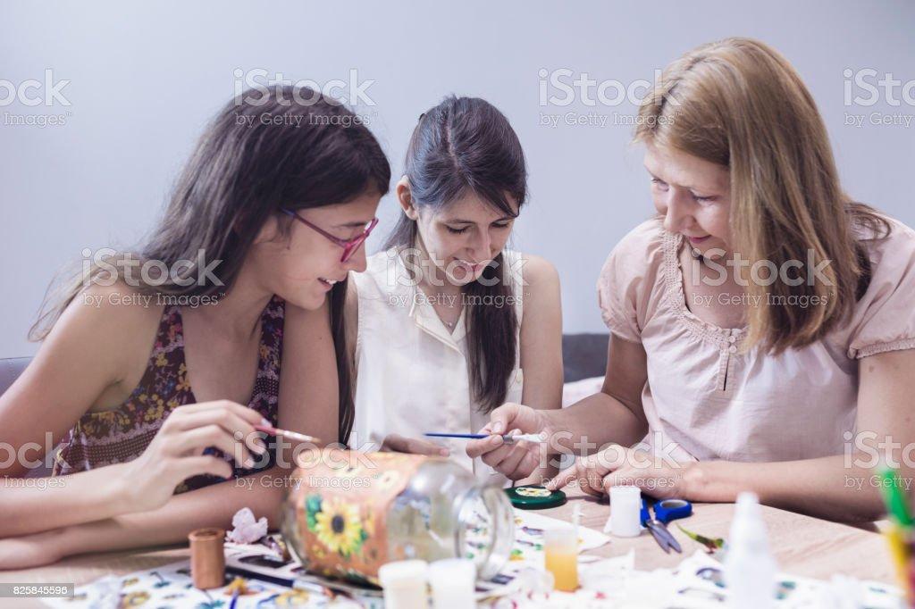 Art workshop – Foto