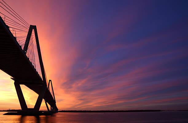Arthur Ravenel Jr-Brücke in Charleston. – Foto