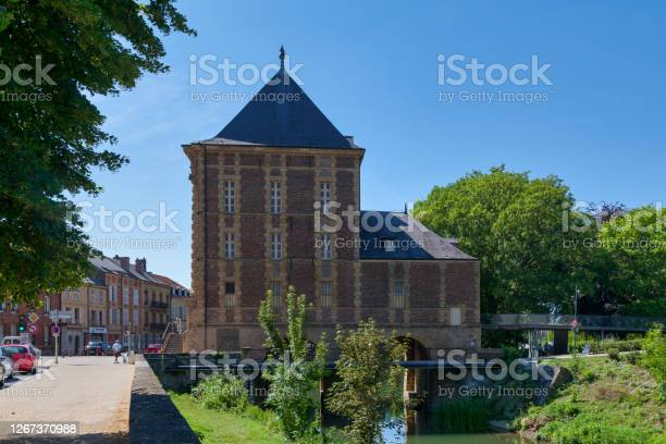 Arthur Rimbaud Museum In Charlevillemezieres Stock Photo - Download Image Now