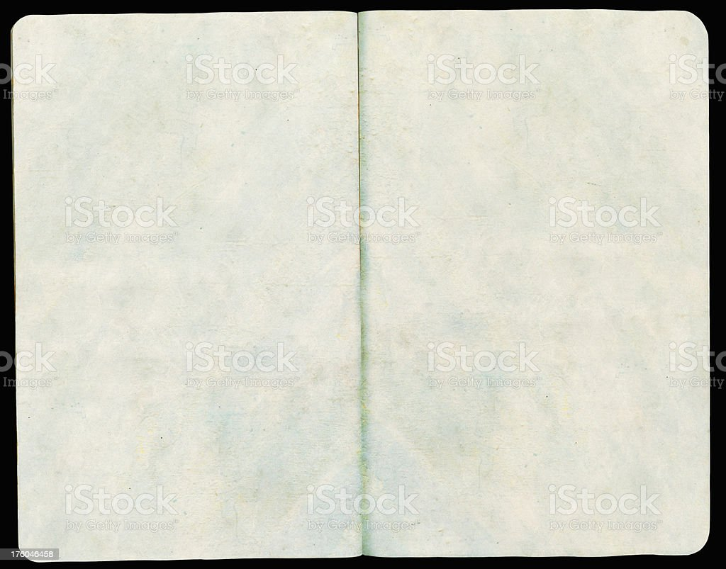 Artic White Sketch pad royalty-free stock photo
