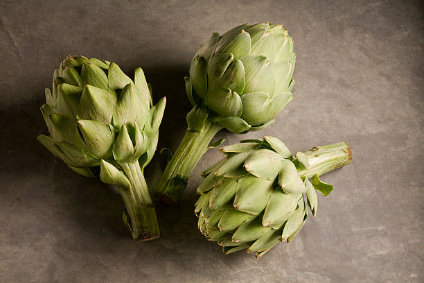 Artichoke Group stock photo