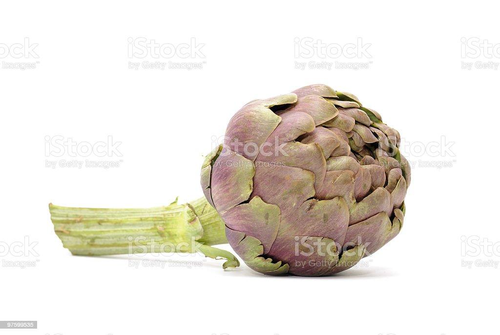 artichoke royalty-free stock photo