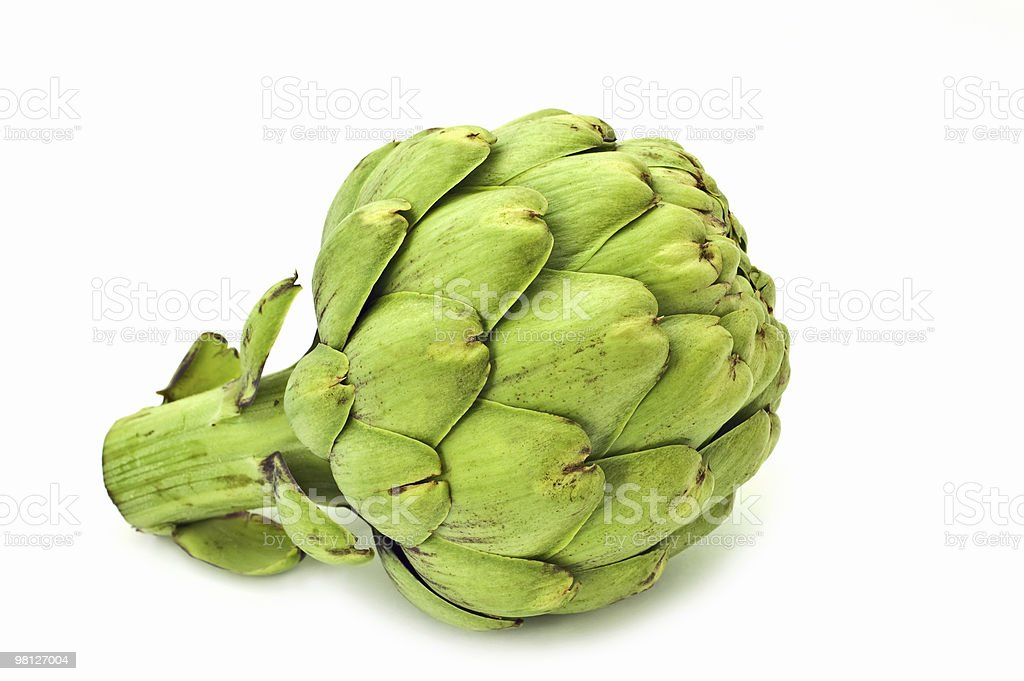 Artichoke royalty-free stock photo