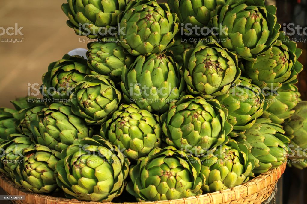 artichoke tea foto stock royalty-free