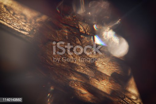 886746424istockphoto Artifacts on melted gold 1140140552