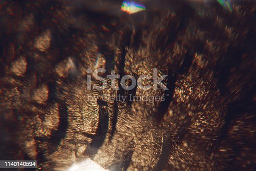 886746424istockphoto Artifacts on melted gold 1140140594