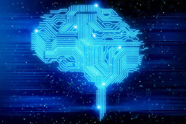 Künstliche Intelligenz und Wissenschaft Konzept – Foto