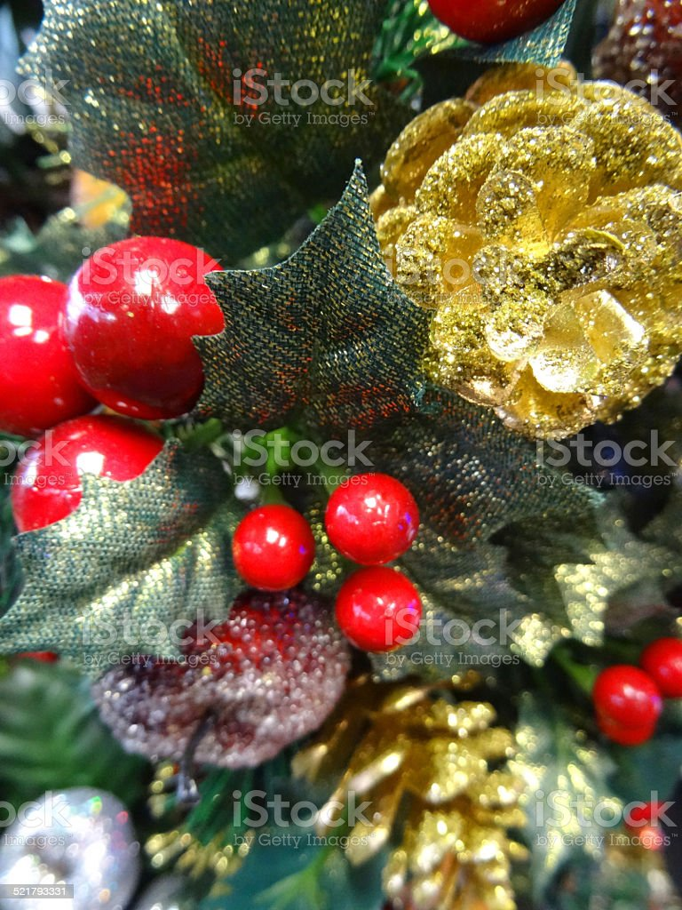 Gold Artificial Christmas Trees