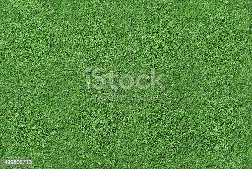 istock Artificial Grass 499806713