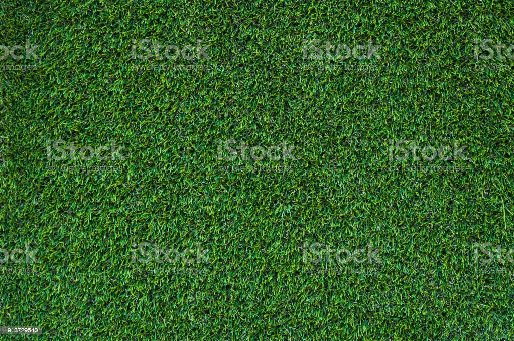 artificial grass texture stock photo