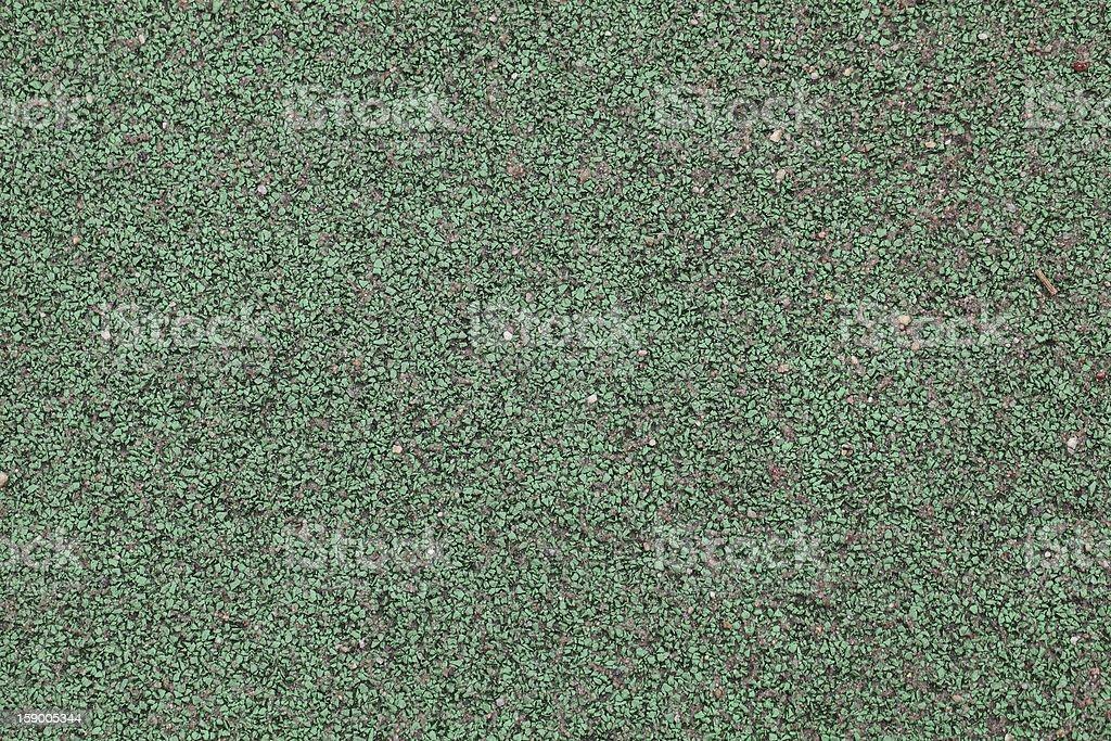 Artificial green grass royalty-free stock photo