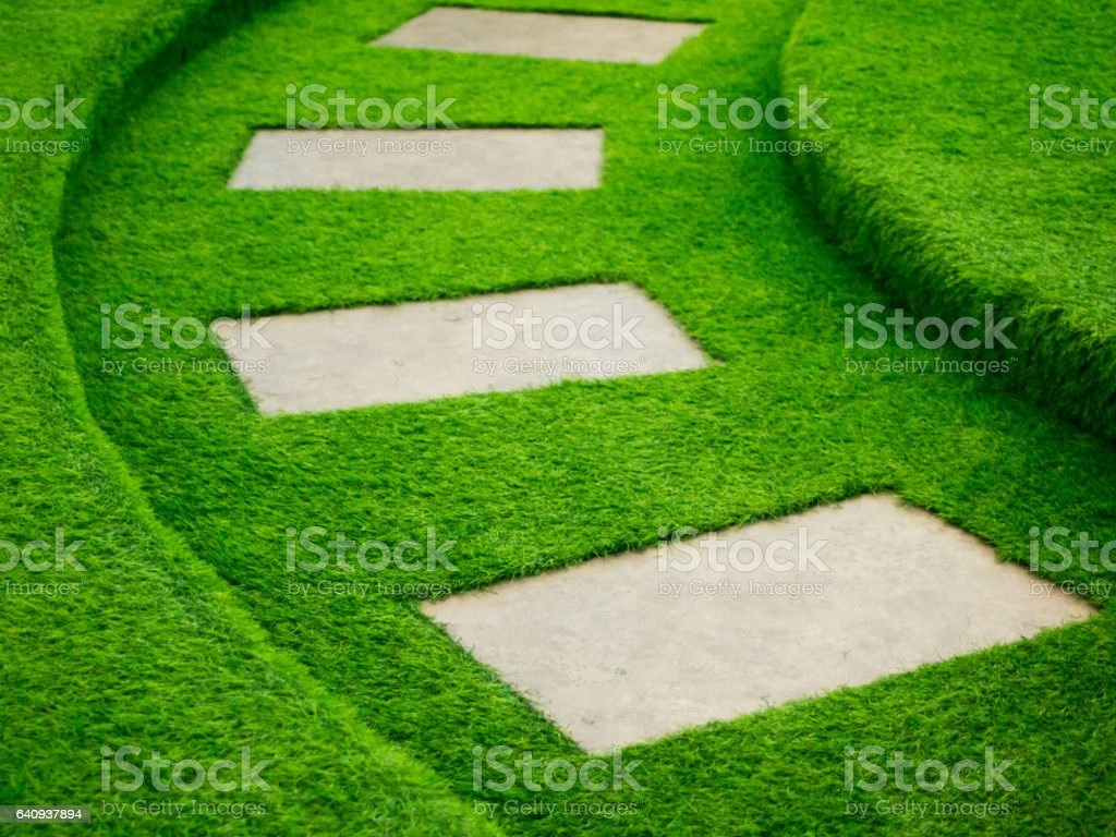 Image result for Artificial Grass Installation istock