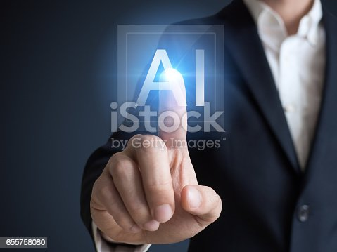 istock Artificial intelligence, AI , data mining, expert system software, genetic programming, machine learning 655758080