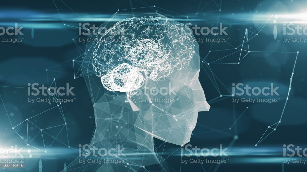 Künstliche Intelligenz Ki Lernen Roboter Virtuelles Neuronales ...