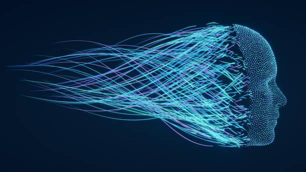 Künstliche Intelligenz und Tiefenlerngrund – Foto