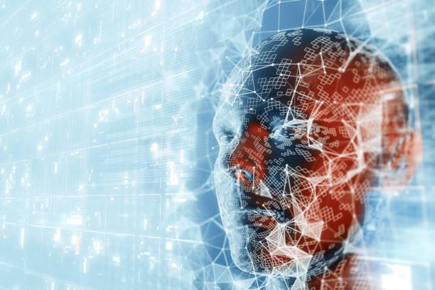 Künstliche Intelligenz und Technologie – Foto