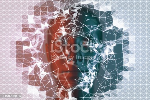 1064469672 istock photo Artificial intelligence and technology 1198208516