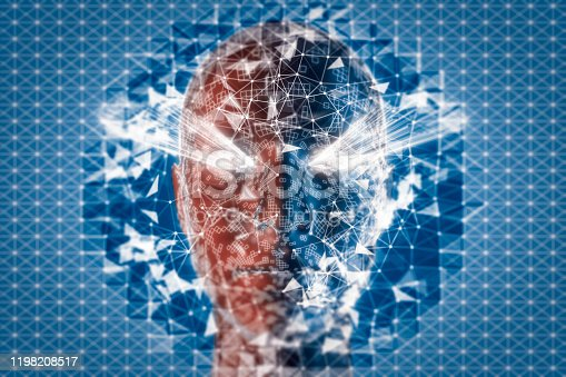 1064469672 istock photo Artificial intelligence and technology 1198208517