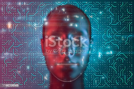 1064469672 istock photo Artificial intelligence and technology 1198208568