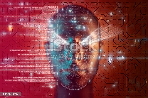 1064469672 istock photo Artificial intelligence and technology 1198208572