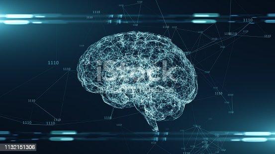864460734 istock photo AI Artificial intelligence big data machine deep learning intelligence design 1132151306