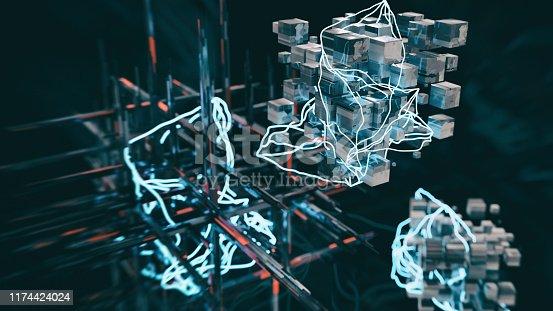 970317224 istock photo Artificial Intelligence brain blocks 1174424024