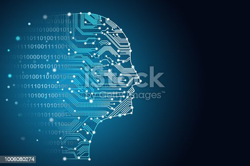 istock Artificial Intelligence concept 1006080274