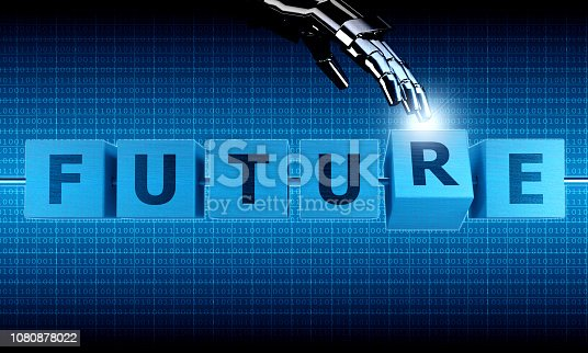 istock Artificial Intelligence Concept 1080878022