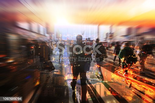 istock Artificial intelligence concept. 1092659294