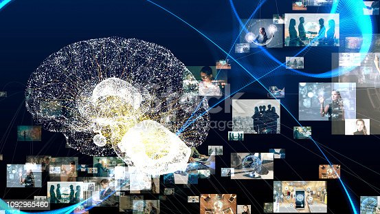 545118508 istock photo AI Artificial Intelligence) concept. 1092965460