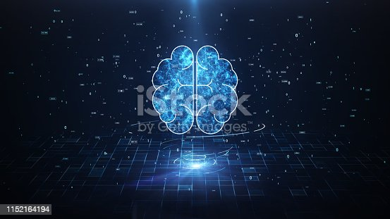 istock Artificial Intelligence Concept. 1152164194
