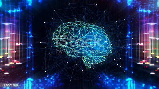 istock Artificial Intelligence concept 865552594